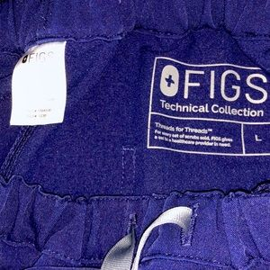 Figs scrub pants size large Technical